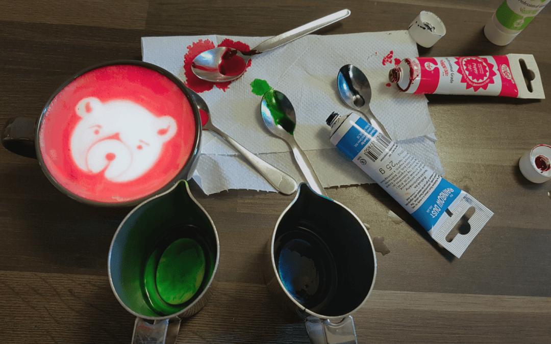Latte Art tanfolyam, amibe bármikor be tudsz csatlakozni