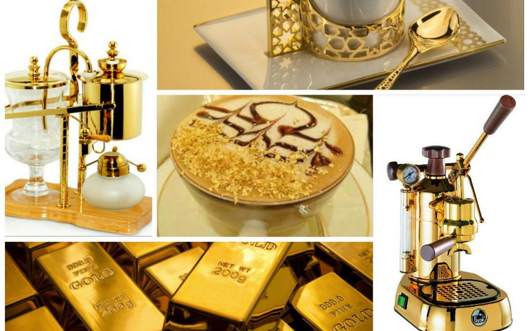 Aranyárban mért kávékülönlegességek