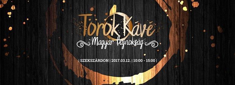 2017 évi Cezve/Ibrik, avagy a Török Kávé Készítő Magyar Bajnokság