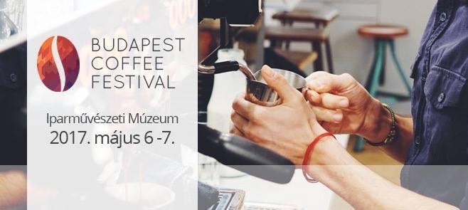 Budapest Coffee Festival