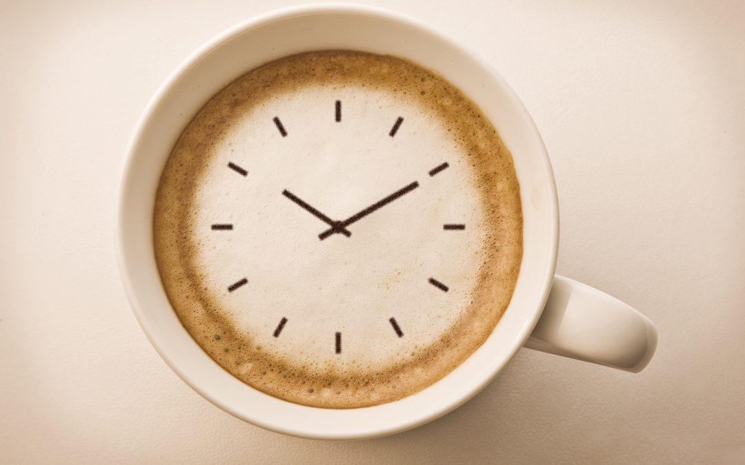 Ébredj a frissen főzött kávé illatára!