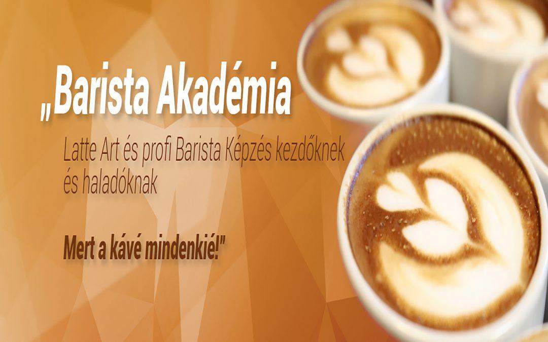 Barista és Mixertanfolyam Beiratkozás – 2017.09.13 17:00
