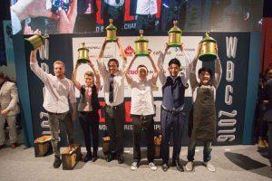 Barista világbajnokság győztese