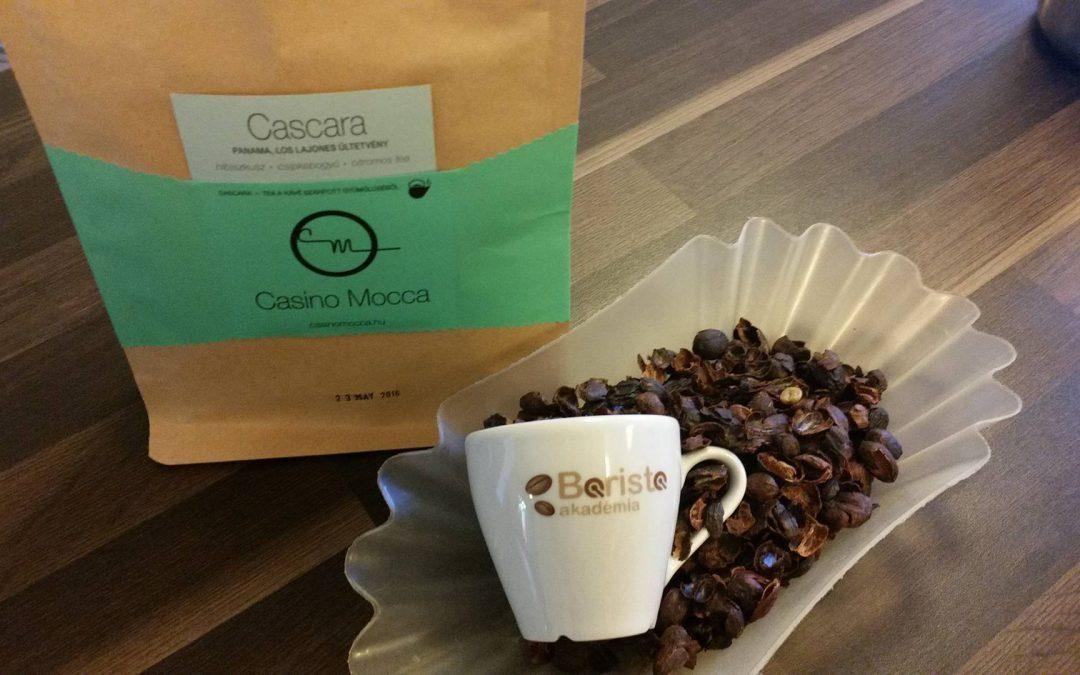 Kávégyümölcs, avagy a Cascara