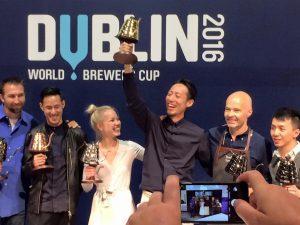 Brewers Cup győztese