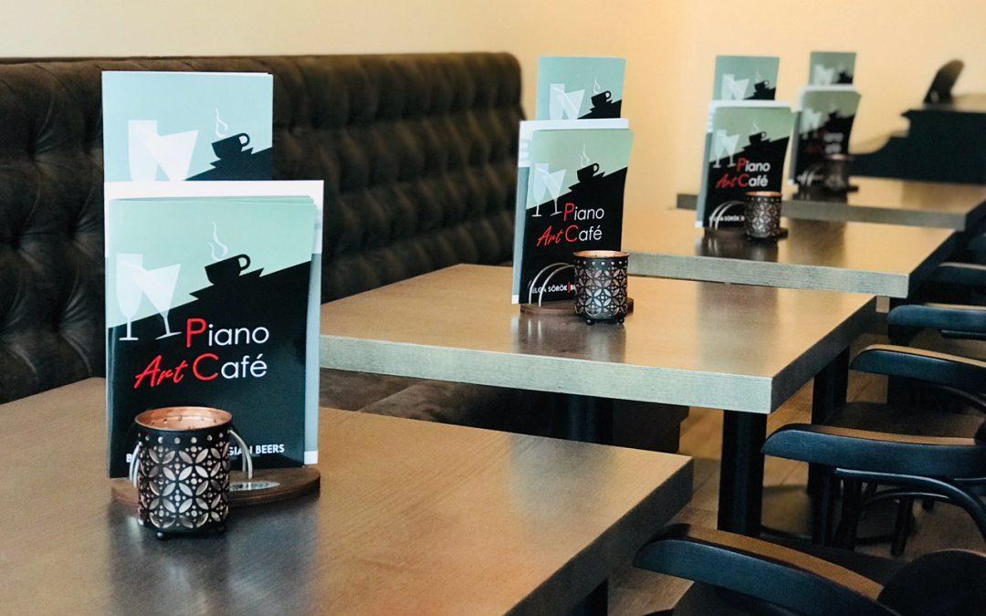 Piano Art Café – pultos, mixer munkalehetőség