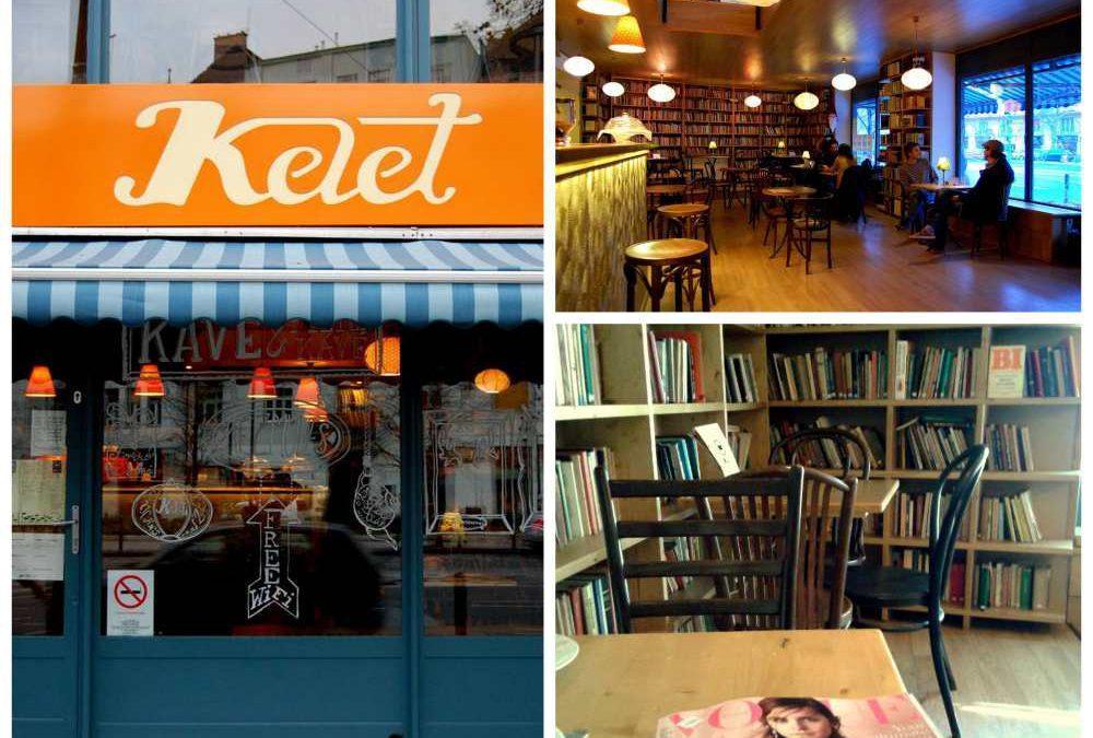 Kávézó ajánló: Kelet Kávézó és Galéria