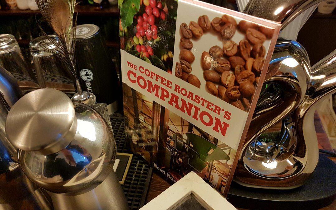 Könyvajánló: The Coffee Roaster's Companion