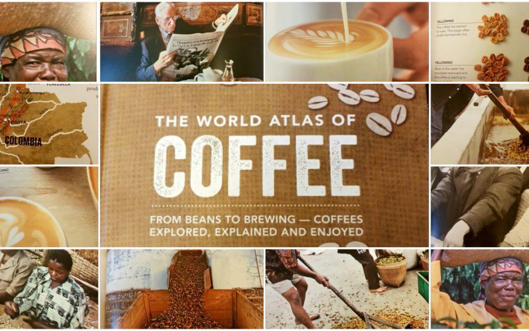 Könyvajánló: The world atlas of coffee