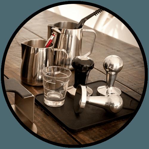 Kedvezményes barista eszközök vásárlása