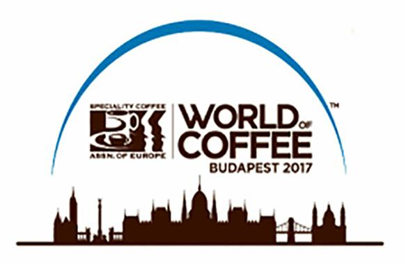 A 2017-es World of Coffee Budapesten