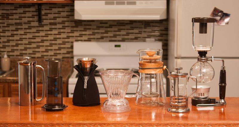 Barista MasterClass – Alternatív kávékészítési technikák