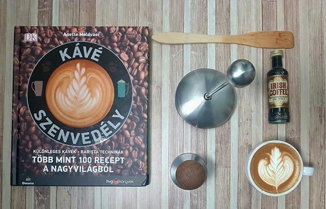 Könyvajánló: Kávé szenvedély