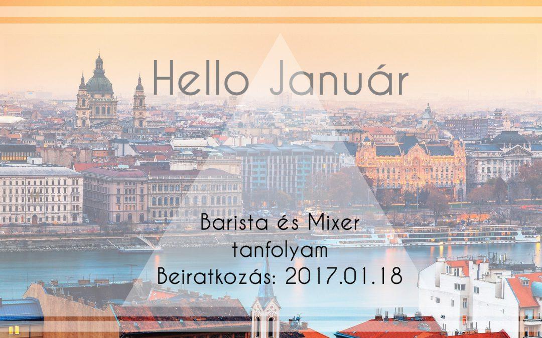 Hello Január