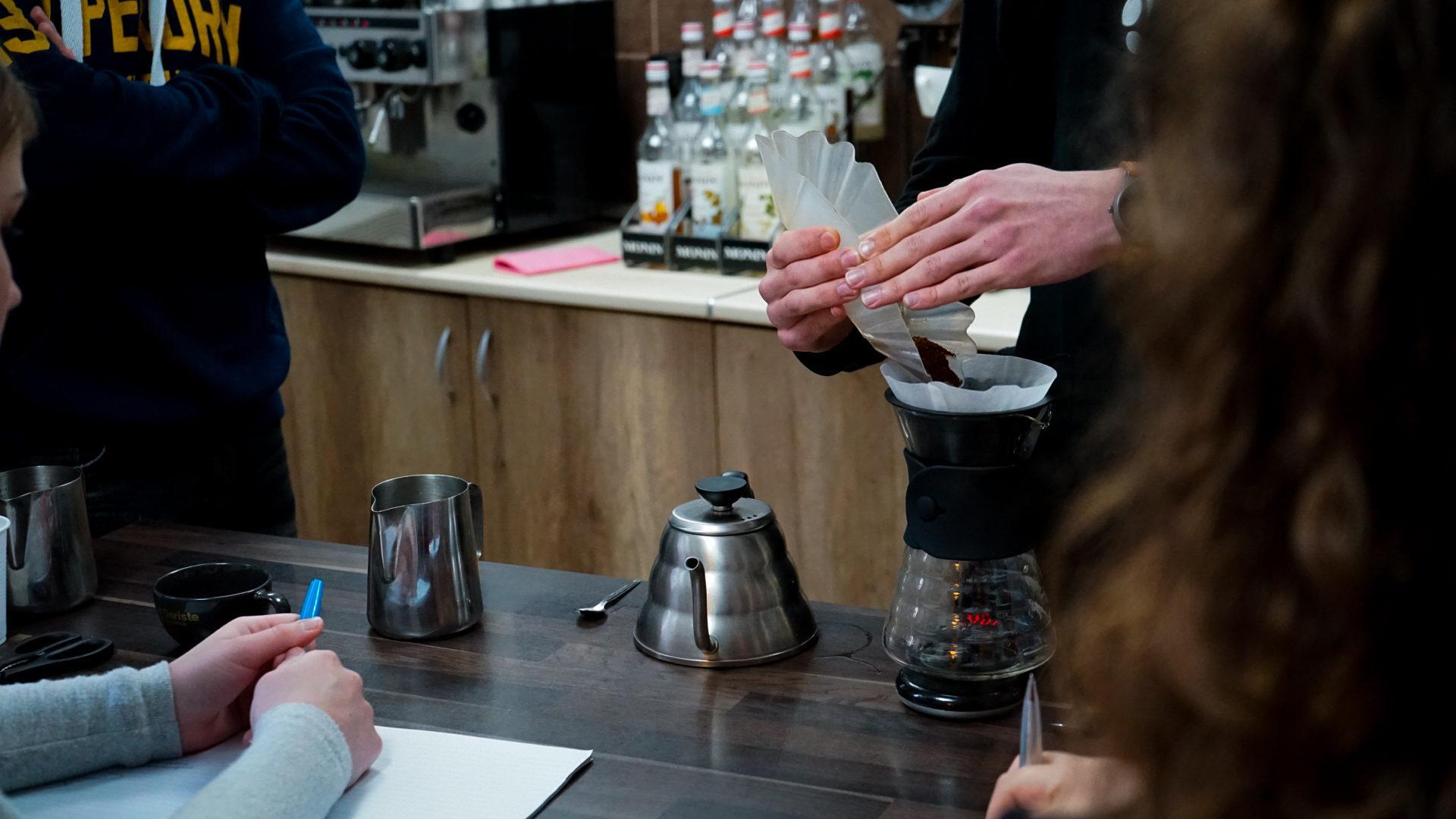 Mi egy barista feladata? Hogyan válhatsz profivá? Barista Tanfolyam10#