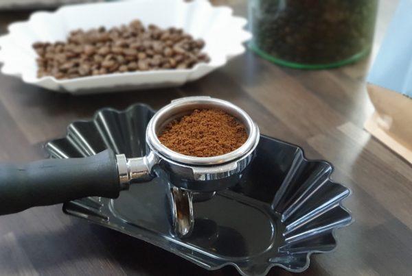 előkészítész kávé készítéshez