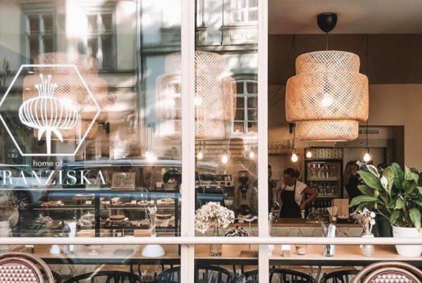franziska kávézó