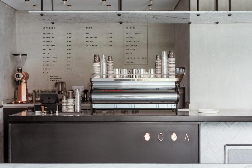 kuvait specialty kávé