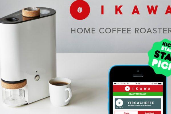 otthoni kávé pörkölés