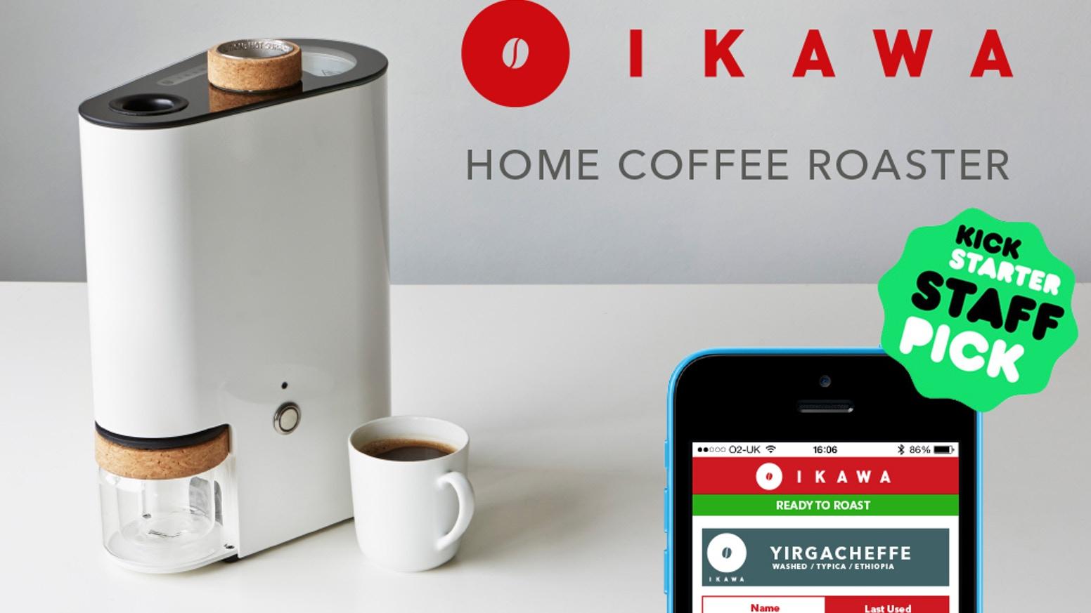Ha friss kávé szeretnél, otthon is pörkölhetsz! Barista tanfolyam#